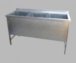 Ванна моечная 3-х гнездовая